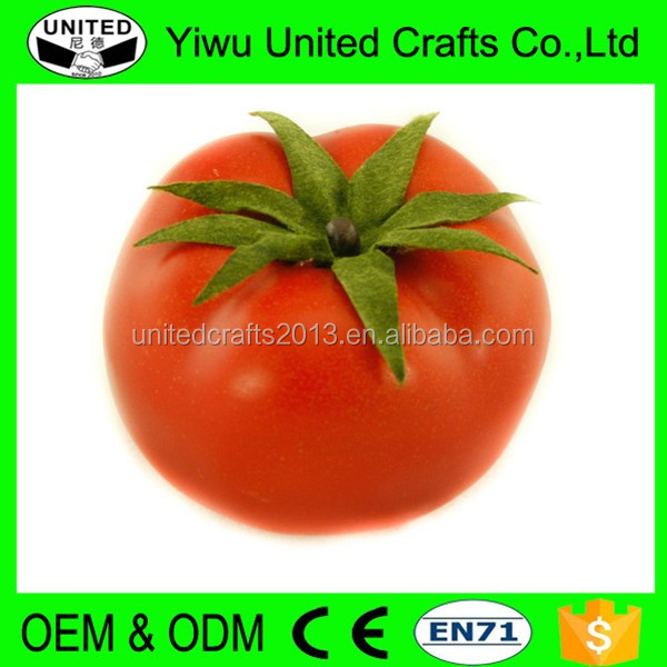 Home Basics Scroll Collection Fruit Basket artificial tomato fake vegetables for display