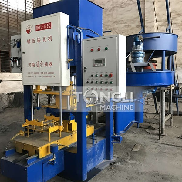 Popular cement tiles manufacturing machines/roof tile machine /Tile forming Machine for hot sale