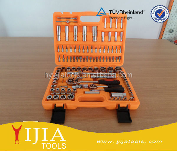 Socket Tool Set/Hand Socket Set/Car Repairing Socket Set