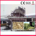 300kw small power plant gasifier rice husk biomass generator