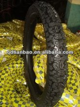 china 300-17 Motorcycle tire and inner tube for south american market