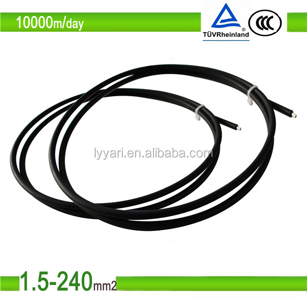 UL83 NTC1332 Standard 600V THW AWG 8 PVC Insulation Electrical Cable