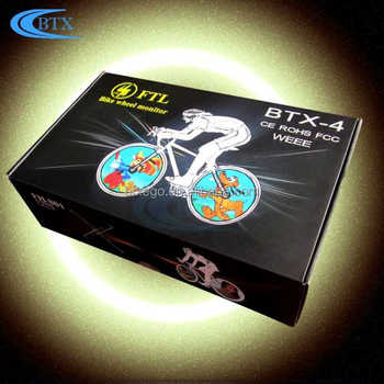 Wholesale Bicycle Accessories LED Programmable Wheel Light waterproof led bicycle wheel light