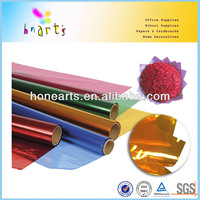 white cellophane paper sheets
