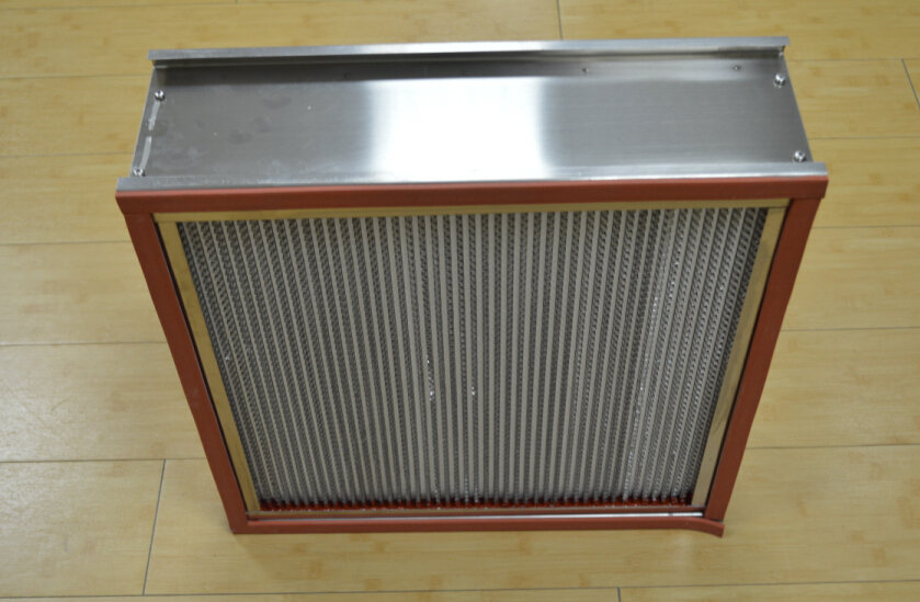 Alibaba best selling hepa air filter/high quality h13 hepa filter