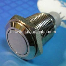 Momentary 16mm 120v push button micro switch for doorbell