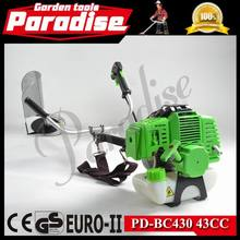 New Model 43 cc Pull Type Grass Cutter Chinese Brush Cutter