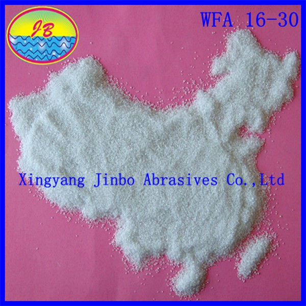 JB White Fused Alundum Ramming Material