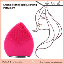 Miss Beauty Products Silicone Electric Makeup Facial Brush from China