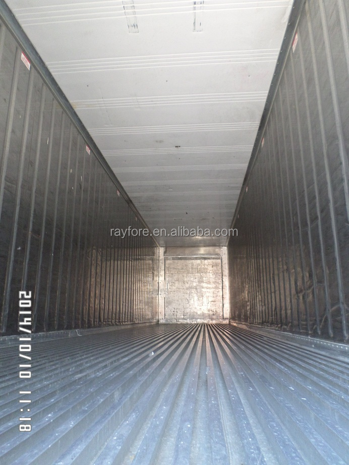 good working 20ft used reefer container 40ft reefer container
