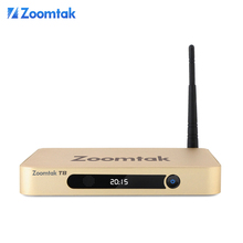 PTV sports live streaming zoomtak T8, all apps smart stream box support OTA, Smart stream tv box