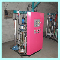 Polysulfide sealant coater for double glass