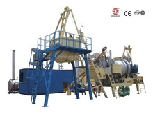 Mobile/moved asphalt Mixing Plant Asphalt Batching Plant Small Mini Asphalt Batching Plant