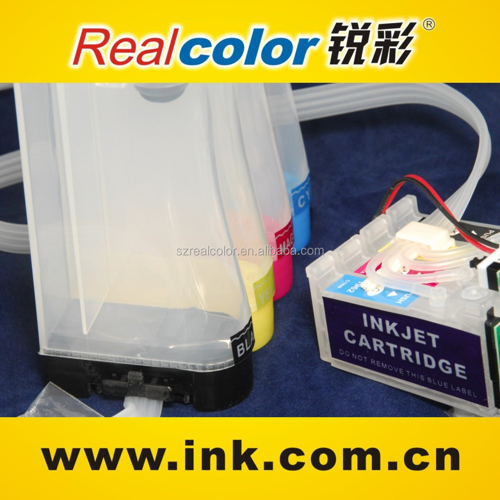 China new ciss for epson new model wf2630 / wf2650