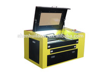 350D 50W shenhui LASER ENGRAVING MACHINE for MDF/ crafts 10 years exporter