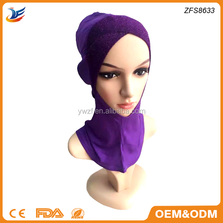Middle East Ethnic Region and Girls Gender stylish muslim hijab