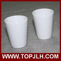 Alibaba hot wholesale heat transfer printing mugs small porcelain 1.5oz cups