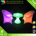LED bar chairs wedding chair remote control led chair