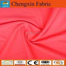 polyester spandex 245gsm RIB knit fabric for sleeve