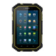 gorilla glass touch screen tablet 2d scanner data collector industrial pda