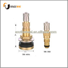 TR618A Tractor Clamp-in Tubeless Tire Valves