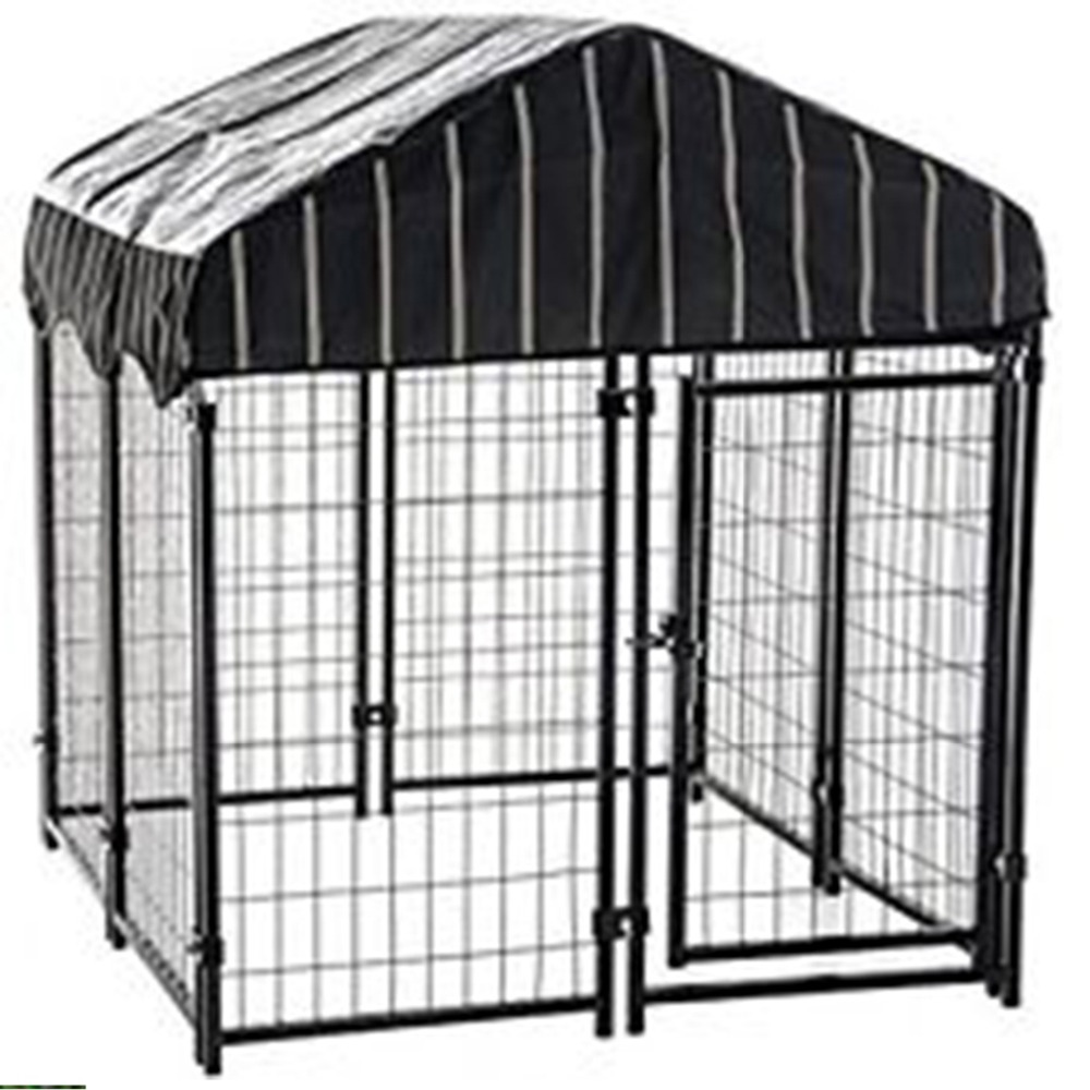 Hot Sale Hot Dipped Galvanized Cheap outdoor dog run kennel