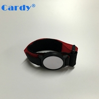 low frequency paper nfc bracelet wristband for events
