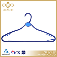 colorful cheap hanger in daily life for wet clothes