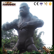 DW-0098 Animatronic Realistic life size King Kong For Sale