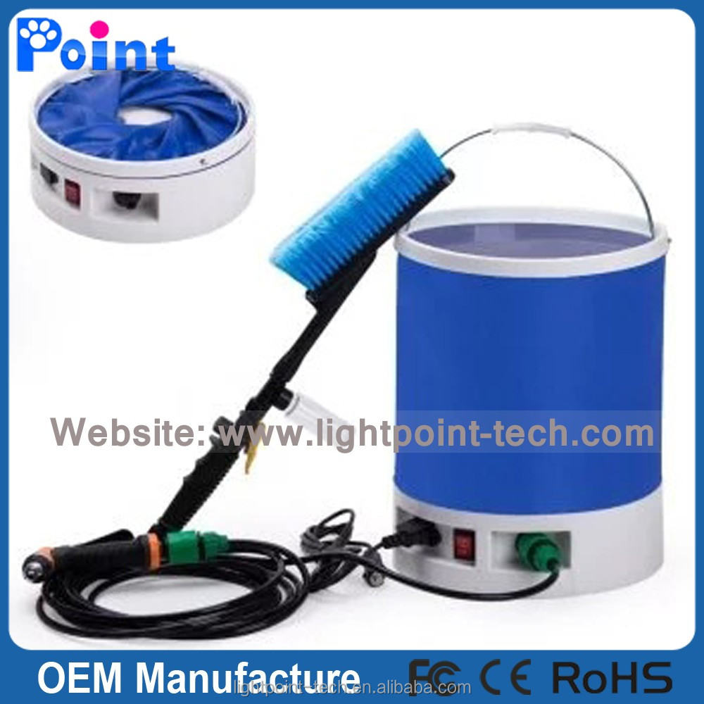washing machine for car