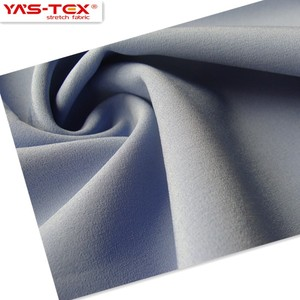 polyester spandex 4 way stretch fabric bonded with super soft velour fabric used for sofa or jacket