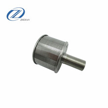 stainless steel johnson screen sand filter nozzle