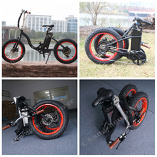 fashion trend 20 inch kids eary rider electric bicycle easy take beach cruiser foldable elecric bike