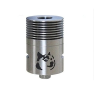 In Stock!! Factory Price Airflow Adjustable Rebuildable Doge RDA Atomizer RDA Atomizer