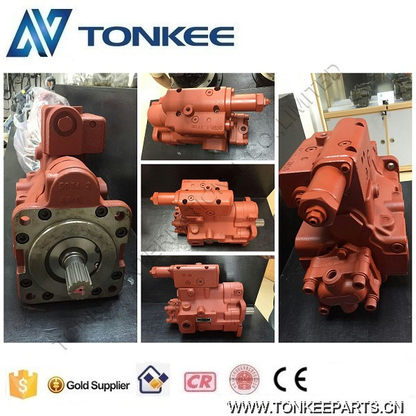 PVK-3B-725-N-5269A main hydraulic pump for ZX60