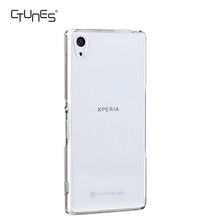 Case for Sony Xperia Z2, Ultra-thin Silicon Back Cover Clear Plain Protective Soft TPU Rubber Skin Case for Sony Xperia Z2