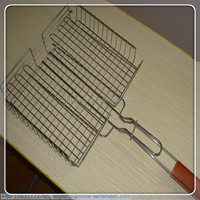 Beautiful and technology barbecue wire mesh