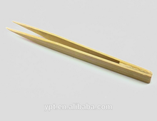 bamboo tweezer YP-150 150mm industrial bamboo tweezers for PCB board