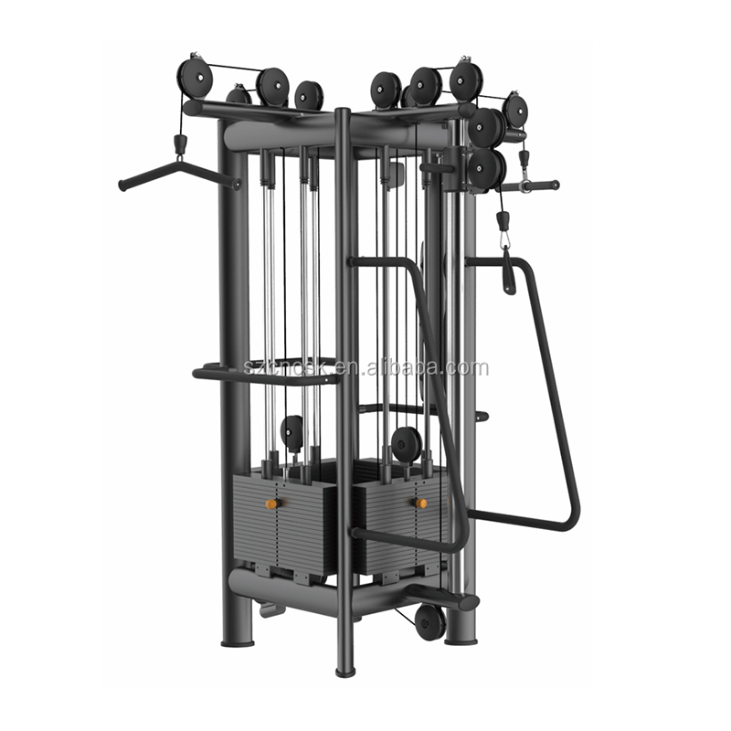CNCSK commercial Cable Jungle machine fitness <strong>equipment</strong> for gym
