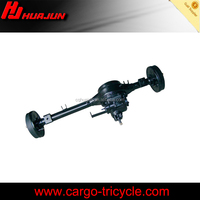 bicycle rear axle/ strong rear axle