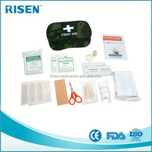military first aid supplies