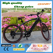 26 inch 36V 350W electric power mountain bikes with motor