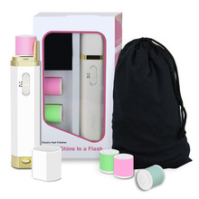 Natural shinny electronic nail care system manicure machine