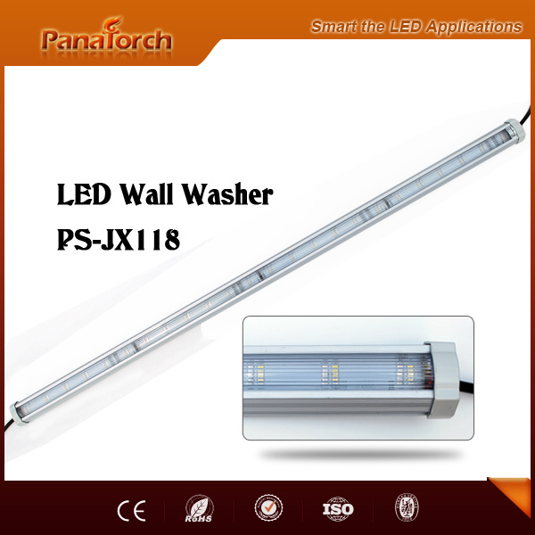 PanaTorch 2015 autumn new arrival RGBW SMD Led chip RGBW Led linear light used for high building facade lighting