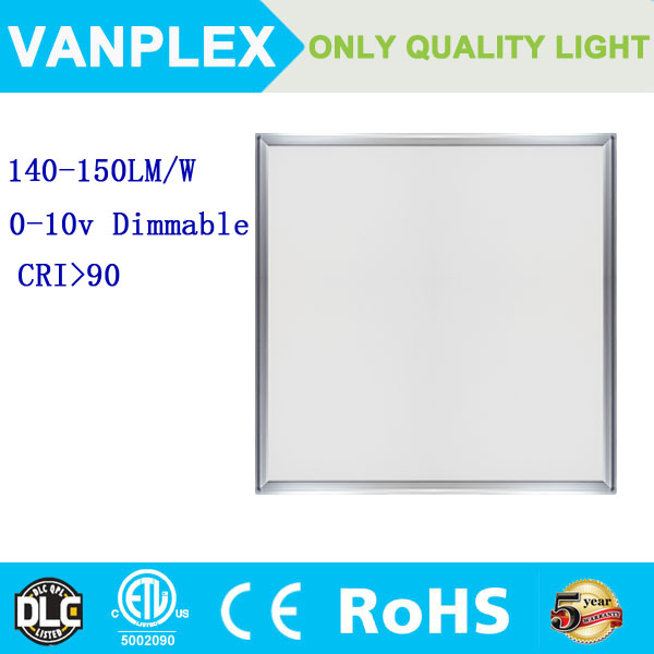 Factory price and high quality 600x600mm panel led,Ultra-tin slim sliver housing 30W SMD2835 led panel light 600x600