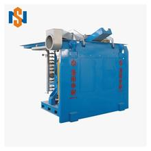 250 kg capacity small durable steel scrap cheap electric induction melting furnace