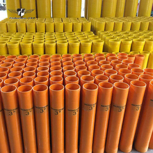 Wholesale display shell fireworks fiberglass mortar tube for sale