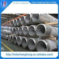 large diameter stainless steel corrugated pipe factory