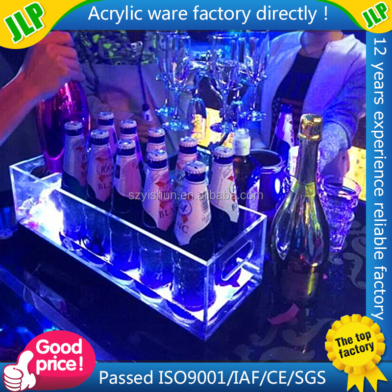 Acrylic Wine Rack/Acrylic Tabletop Stand/Acrylic bottle Display