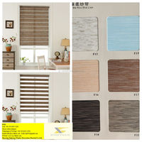 zebra fabric for roller blinds